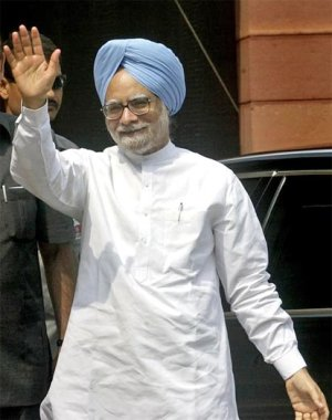 Picture of Manmohan Singh